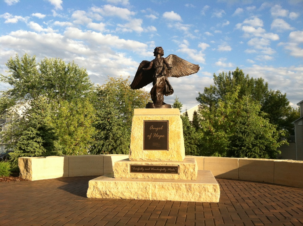 Angel of Hope - Chanhassen